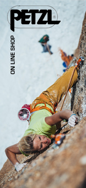 Petzl on line shop